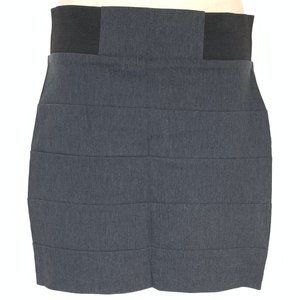 3/$25 Grey Skirt Business Office Workwear